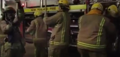 Fire Service joins police in online craze