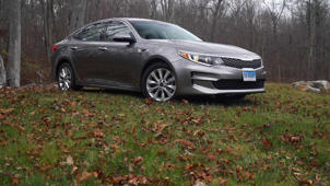 2016 Kia Optima Road Test