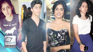 Find Out Most Stylish Star Kids