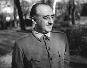 Francisco Paulino Hermenegildo Teadulo Franco Y Bahamonde (4 December 1892 ? 20 November 1975) Known Simply As Francisco Franco (spanish Pronunciation: [f?an??isko ?f?a?ko]) Was A Spanish Dictator Military General And Head Of State Of Spain From Octo Francisco Paulino Hermenegildo Teadulo Franco Y Bahamonde (4 December 1892 ? 20 November 1975) Known Simply As Francisco Franco (spanish Pronunciation: [f?an??isko ?f?a?ko]) Was A Spanish Dictator Military General And Head Of State Of Spain From October 1936 (as A Unified Nation From 1939 Onwards) And De Facto Regent Of The Nominally Restored Kingdom Of Spain From 1947 Until His Death In November 1975. As Head Of State Franco Used The Title Caudillo De Espaaa Por La Gracia De Dios Meaning Leader Of Spain By The Grace Of God But Also Was Called Formally As His Excellency The Head Of State.