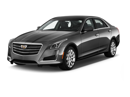 Slide 1 of 18: 2015 Cadillac CTS Sedan