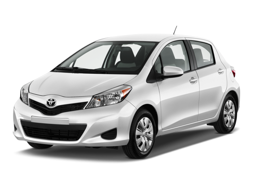Slide 1 of 15: 2014 Toyota Yaris