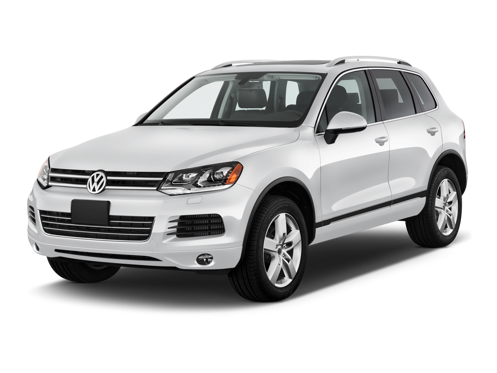 Slide 1 of 20: 2013 Volkswagen Touareg