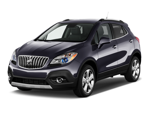 Slide 1 of 17: 2013 Buick Encore