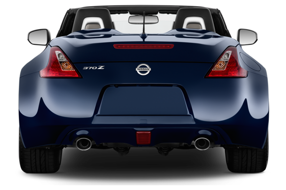 Slide 1 of 25: 2015 Nissan 370Z Roadster