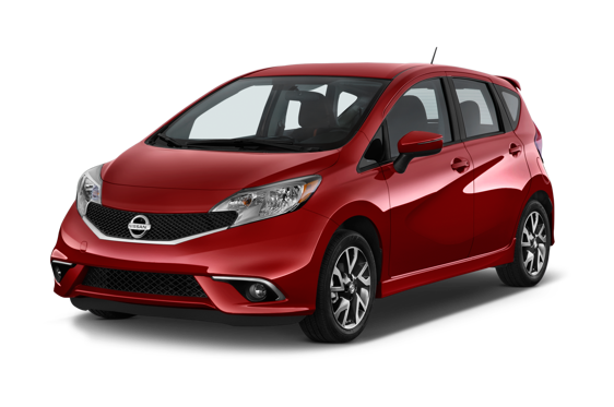 Slide 1 of 14: 2015 Nissan Versa Note
