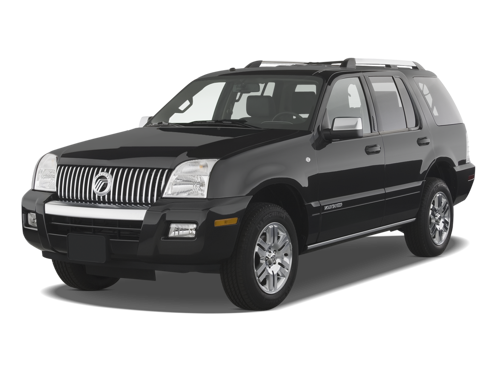 Slide 1 of 24: 2009 Mercury Mountaineer