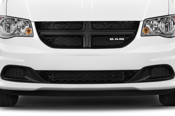 Slide 1 of 24: 2014 Ram Cargo Van