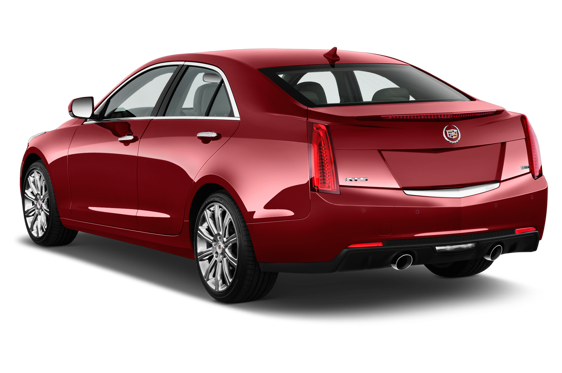 Slide 1 of 24: 2013 Cadillac ATS
