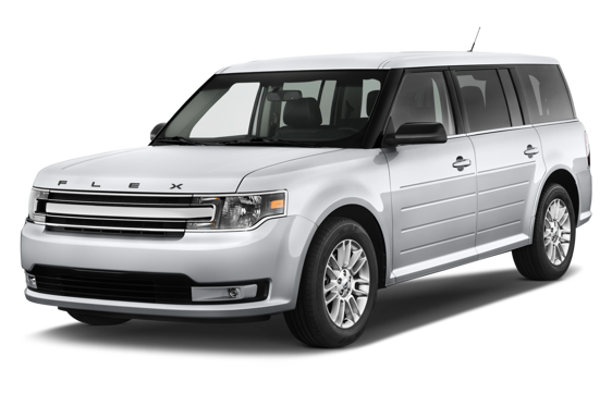 Slide 1 of 14: 2014 Ford Flex