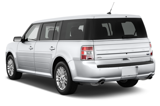 Slide 1 of 25: 2014 Ford Flex