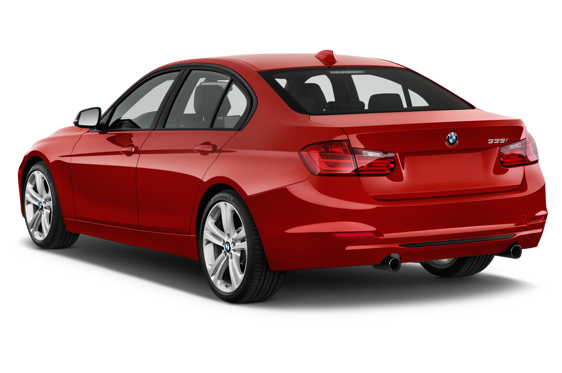 Slide 2 of 14: 2012 BMW 3 Series