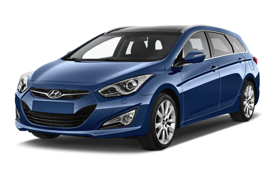 Slide 1 of 14: 2011 Hyundai i40