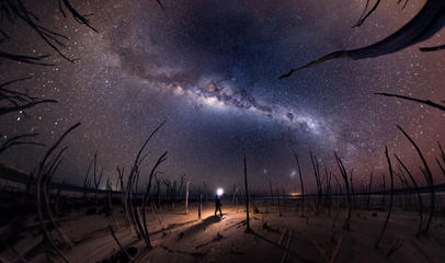 Amazing Milky Way