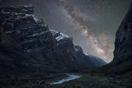Asombrosas imágenes de la Vía Láctea BBsRaAt