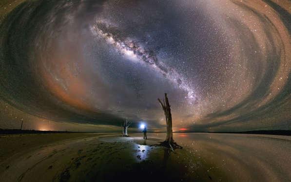 Asombrosas imágenes de la Vía Láctea BBsRd99