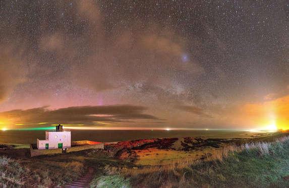 Asombrosas imágenes de la Vía Láctea BBsRdbu
