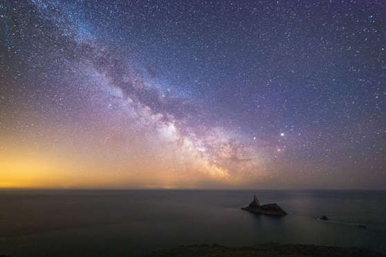 Asombrosas imágenes de la Vía Láctea BBsRfzY