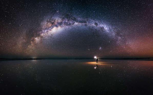 Asombrosas imágenes de la Vía Láctea BBsRoTZ