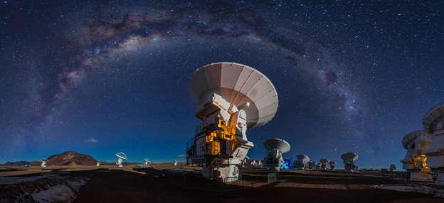 Asombrosas imágenes de la Vía Láctea BBsRt8A