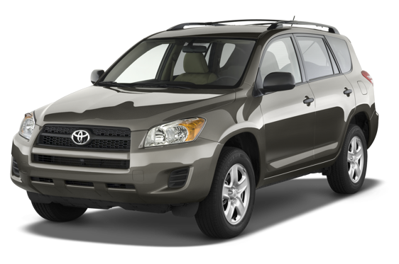 Slide 1 of 14: 2010 Toyota RAV4