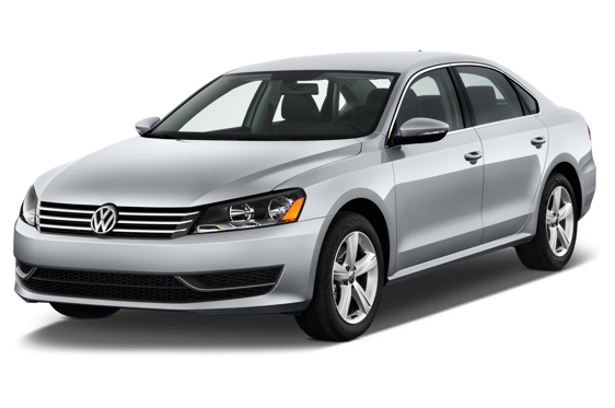 Slide 1 of 14: 2014 Volkswagen Passat