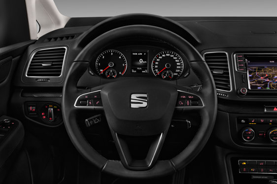 Slide 1 of 24: 2015 SEAT Alhambra