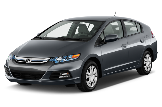 Slide 1 of 14: 2013 Honda Insight