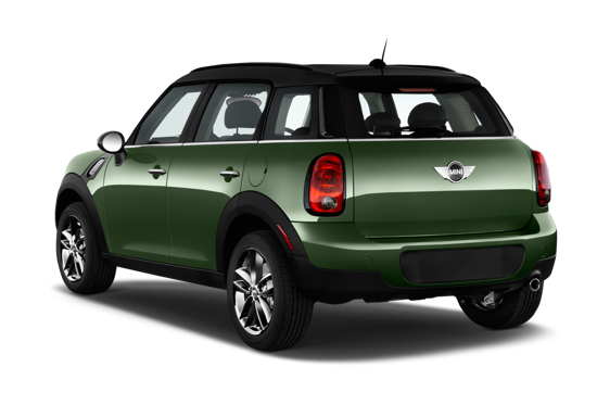 Slide 2 of 14: 2014 MINI COUNTRYMAN