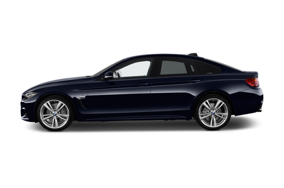 Slide 1 of 25: 2016 BMW 4 Series Gran Coupe