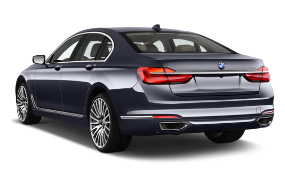 Slide 1 of 25: 2016 BMW 7 Series