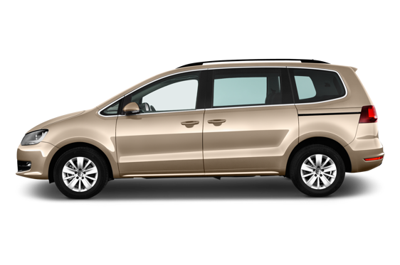 Slide 1 of 24: 2016 Volkswagen Sharan