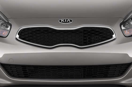 Slide 1 of 25: 2014 KIA Carens