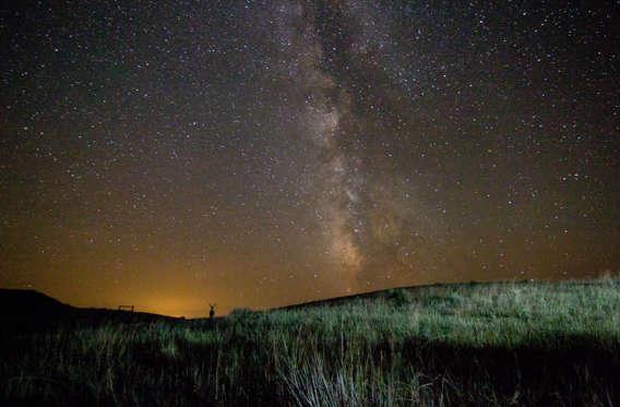 Asombrosas imágenes de la Vía Láctea BBsULtH