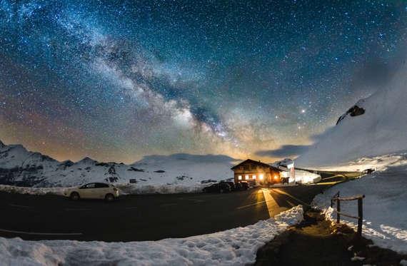 Asombrosas imágenes de la Vía Láctea BBsUSNe