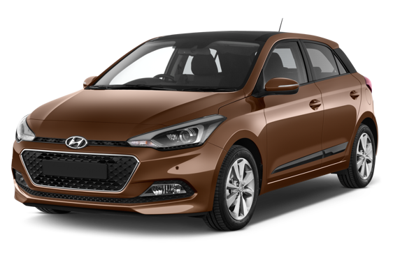 Slide 1 of 14: 2015 Hyundai i20