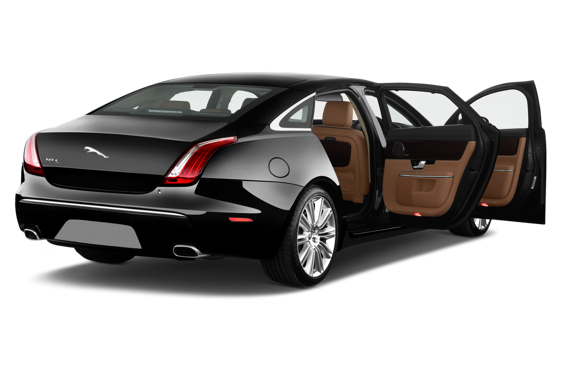 Slide 1 of 25: 2014 Jaguar XJ