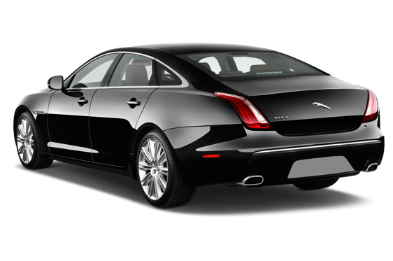 Slide 2 of 14: 2014 Jaguar XJ
