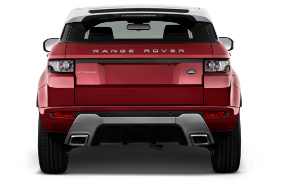 Slide 1 of 25: 2015 Land Rover Range Rover Evoque