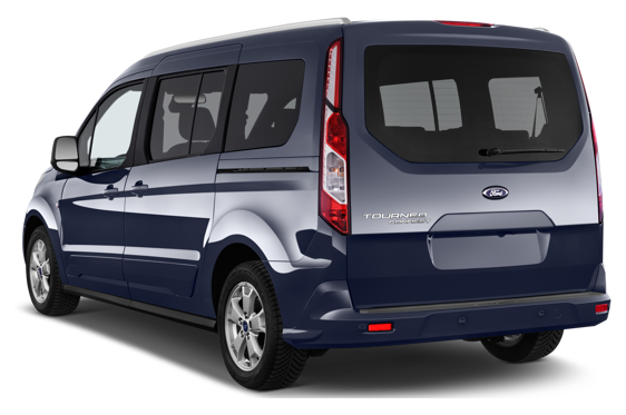 Slide 2 of 14: 2014 Ford Grand Tourneo Connect
