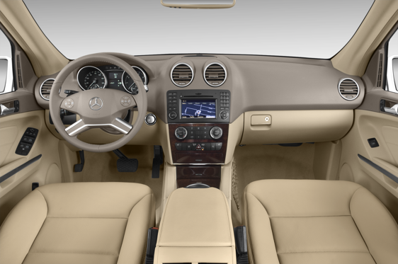 Slide 1 of 11: 2010 Mercedes-Benz M-Class