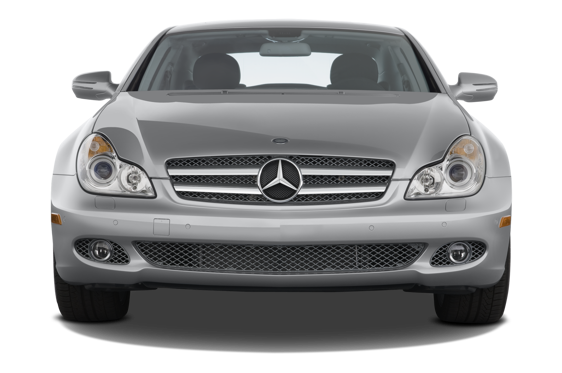 Slide 1 of 24: 2010 Mercedes-Benz CLS-Class