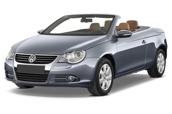 Slide 1 of 14: 2011 Volkswagen Eos