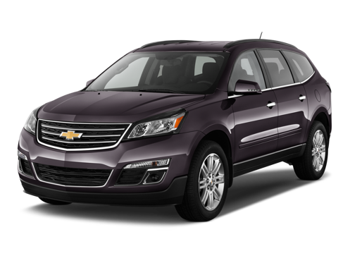 Slide 1 of 14: 2015 Chevrolet Traverse