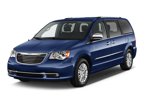 Slide 1 of 15: 2015 Chrysler Town & Country