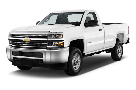 Slide 1 of 14: 2015 Chevrolet Silverado 2500HD