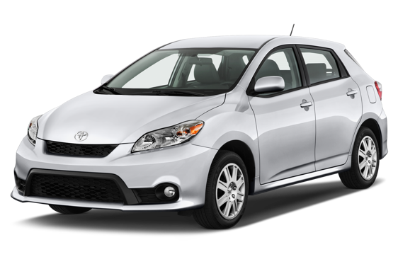 Slide 1 of 25: 2011 Toyota Matrix
