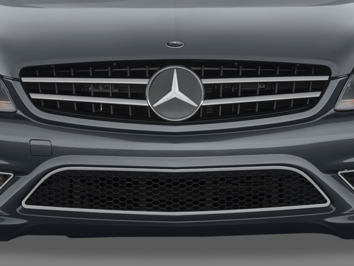 Slide 1 of 25: 2008 Mercedes-Benz CL-Class