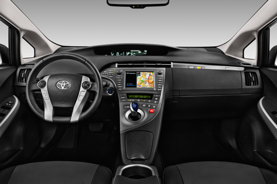 Slide 1 of 11: 2015 Toyota Prius Plug-In