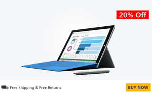 Buy Surface Pro 3